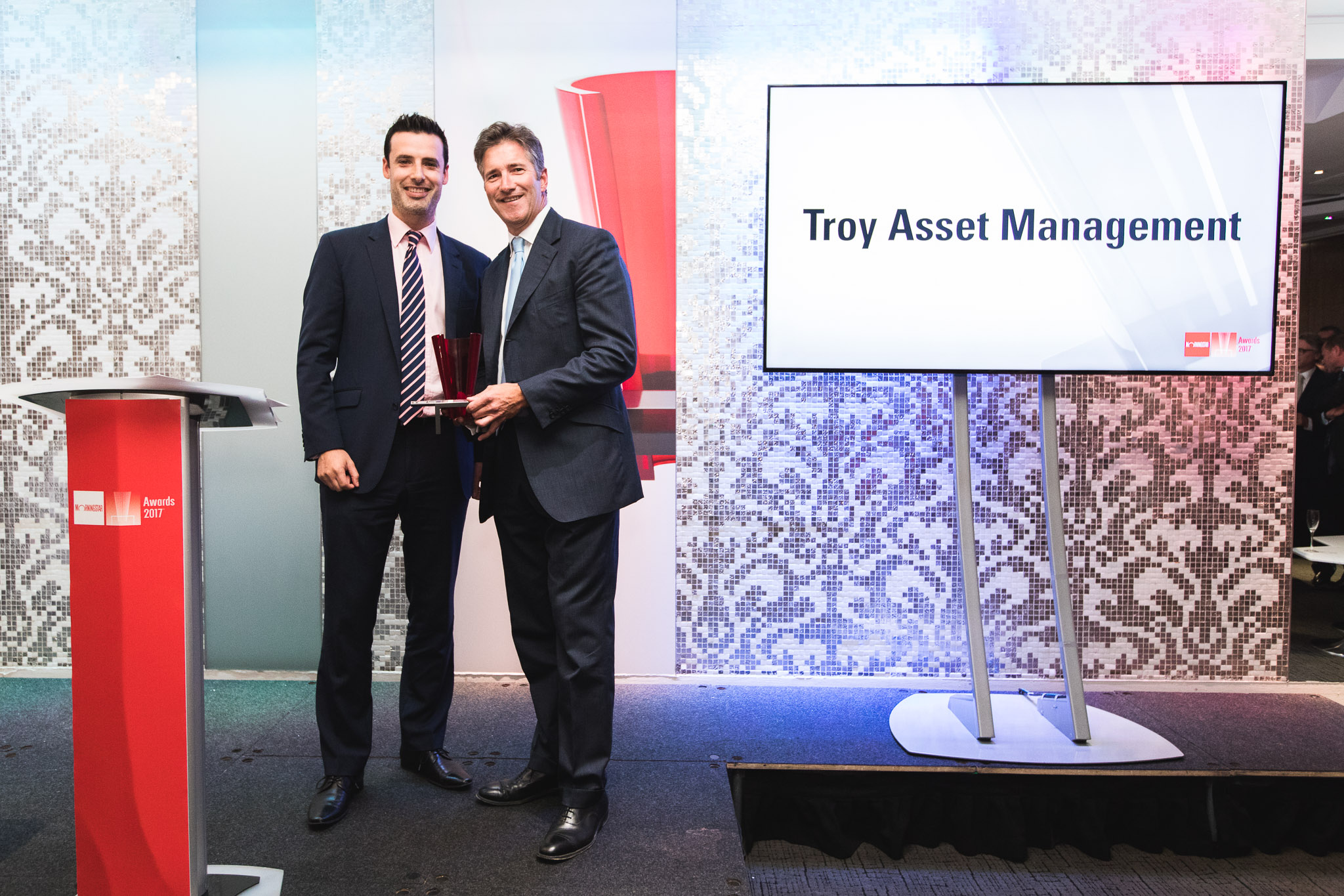 Outstanding Investment House - Troy Asset Management
